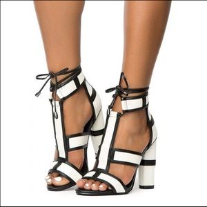 New Maura Sexy Block Heels Great For Spring/Summer